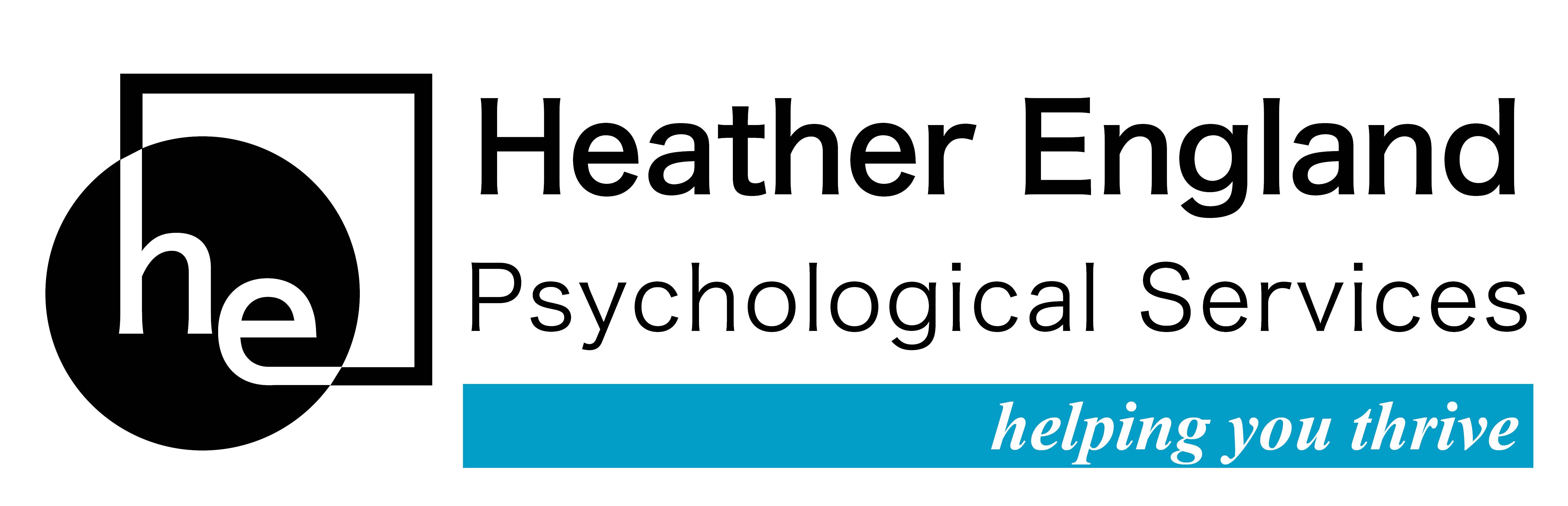 Heather England LLC – Psychological Services