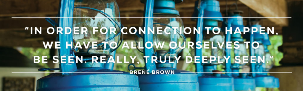Brene Brown Daring Way™ Facilitator Heather England